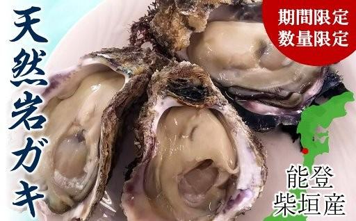 6/15より受付開始!能登柴垣産特大天然岩ガキ!