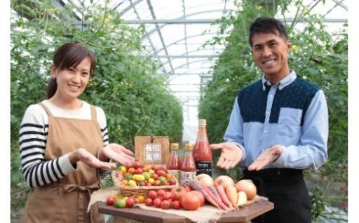 【限定50個】11月からお届け!トマトの定期便