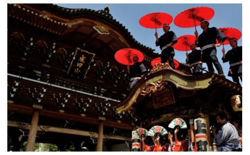 「成田祇園祭」が今年も開催されます。