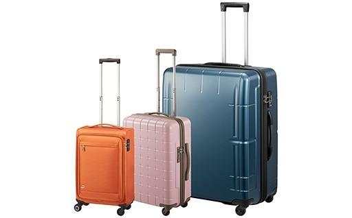 新商品登場!!スーツケースがリニューアルしました