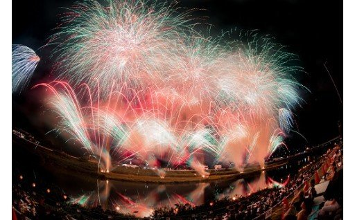 伊豆の国の夏祭り!打ち上げ花火で夏祭りを満喫