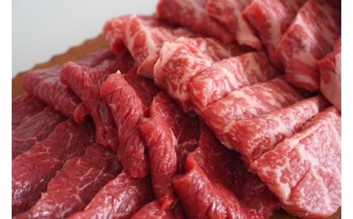 佐賀県産しろいし牛 希少部位盛り合わせ焼肉セット