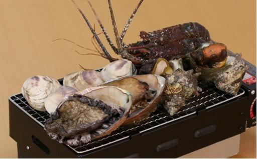 この夏オススメの海鮮BBQセットA
