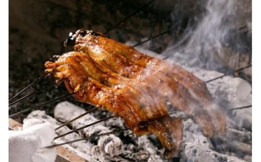 オススメ備長炭で焼く鰻の蒲焼き2匹、肝焼きセット
