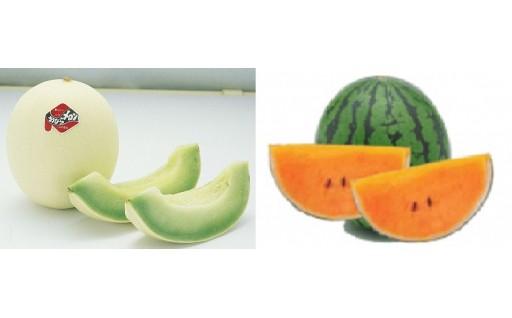 【期間限定】夏のフルーツ2品をお届けいたします!