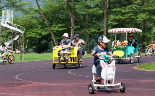 夏休み!!たっぷり遊べる白馬自然体験村ポイント券