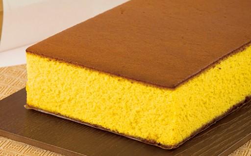 長崎のお菓子の定番 カステラ