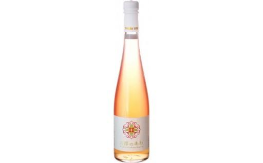✿古都華100%で醸造・スパークリングワイン登場
