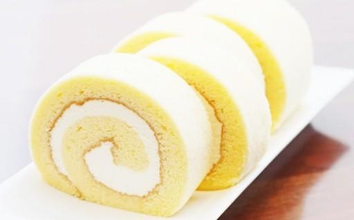 米粉100%!食べた人が笑顔になるロールケーキ♪