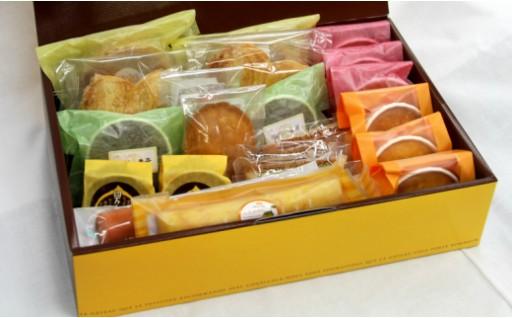 おまかせ焼菓子デラックスセット(*^。^*)