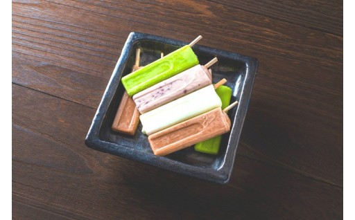 夏の風物詩もりやまのアイスキャンディー 30本入