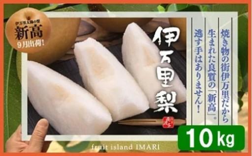 ☆毎年人気【佐賀県伊万里市】新高梨の受付中です!