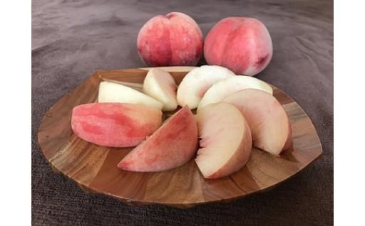 全国ランキングに掲載された桃は本日20日が締切日