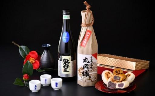チョイスCaféでイベント開催中!久保田の酒