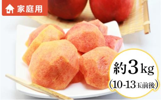 溢れ出す果汁で夏の渇きを潤す!長野市産ワッサー