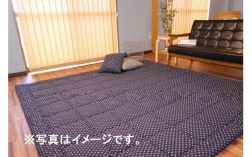 久留米織りコットンラグ