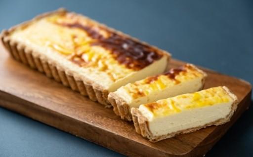 毎日売り切れ必至の絶品チーズケーキ