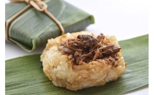 新潟県の郷土料理「ちまき」