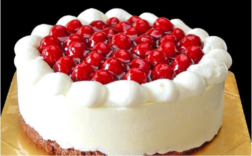 【最高級洋菓子】シュス木苺レアチーズケーキ