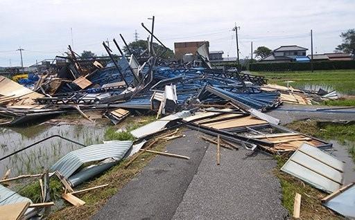 台風15号による災害支援にご協力お願いします