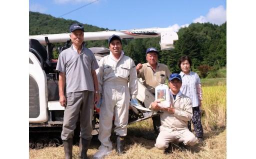 【6か月】新米石見高原みずほ米コシヒカリ無洗米