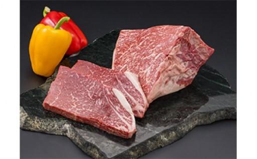 宍粟牛ももステーキ肉