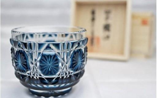 伝統工芸品薩摩切子がふるさと納税で手に入ります!