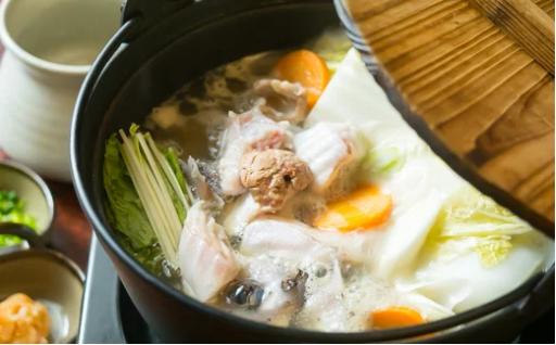 高級魚「マハタ」しゃぶしゃぶ鍋セット