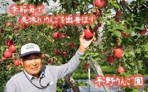 旬の「りんご」ゾクゾク!