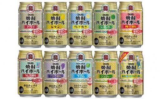 定期便「焼酎ハイボール」350ml24本入