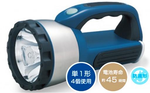 災害に備えて~強力ライト&単1形乾電池セット