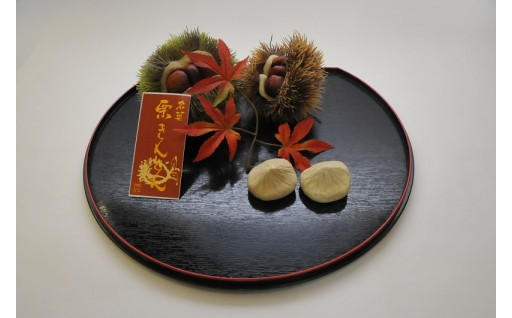 岐阜の秋の風物詩「栗きんとん」はいかがでしょうか