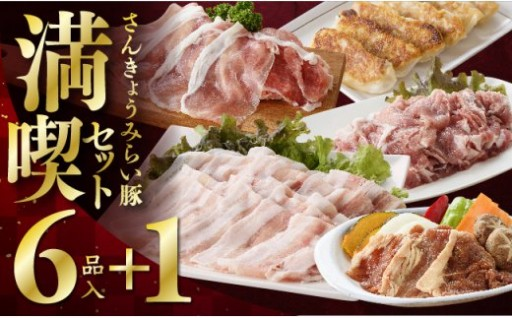 小分けが嬉しい!バラエティ豊かな豚肉セット!