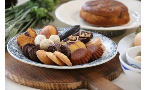 丁寧に焼き上げた手作り焼き菓子の詰め合わせです!