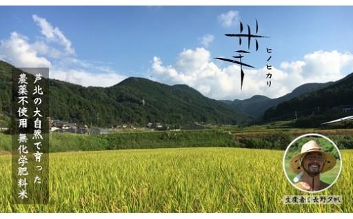 【こだわりと愛情たっぷり】ヒノヒカリ玄米5kg