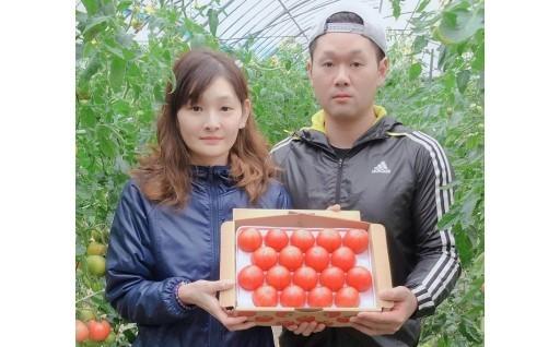 こだわりの高糖度トマト(厳選)
