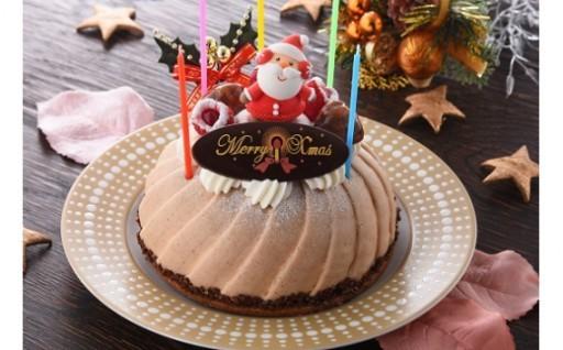 クリスマスケーキ!ノエル・ド・モンブラン