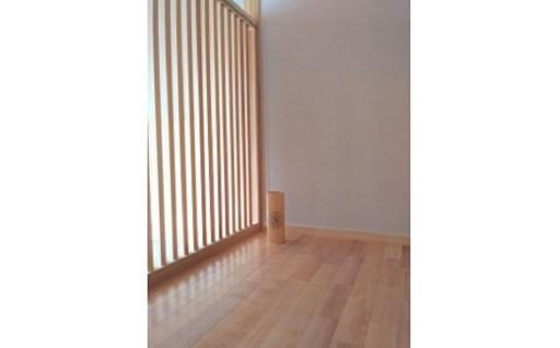 お部屋の照明に「竹灯籠」