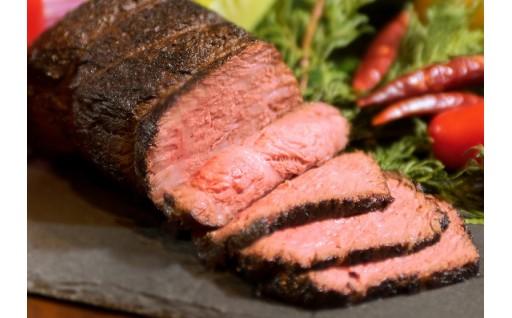 黒毛和牛の芳醇な味わい ローストビーフ