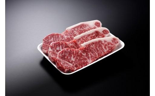 希少牛!伊豆牛のステーキ