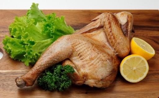 燻製地鶏でLuxuryなXmas