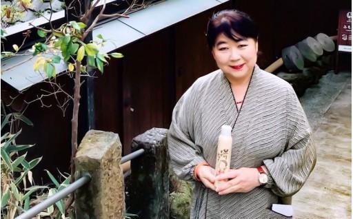 黒川温泉の良質な美肌湯の効能を、ご自宅で体感。