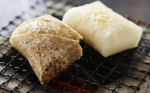 【埼玉県・宮代町】農家の玄米餅と切り餅セット