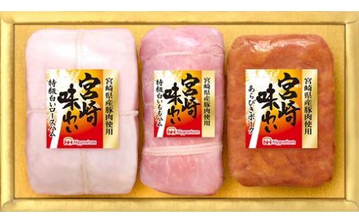 【南日本ハム(株)】宮崎味わいブロック
