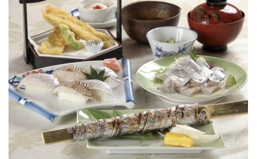 【新登場!】ブランド魚『田浦銀太刀』の食事コース