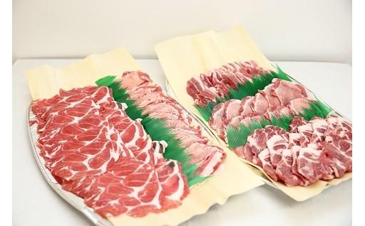 想像以上に人気です!秋田の豚肉の定期便!
