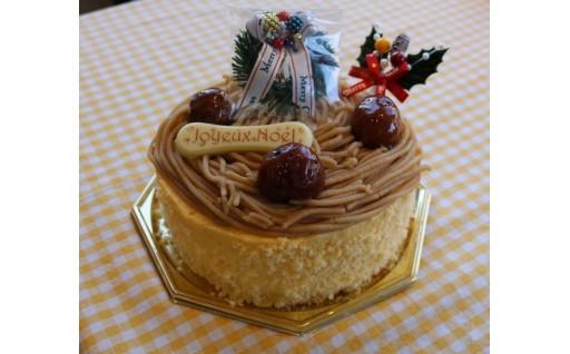 滝沢市よりオリジナルクリスマスケーキのご案内です