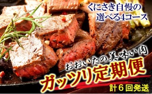 おおいたの美味い肉!ガッツリ食べ尽し定期便