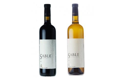 カーブドッチSABLE赤白ワインセット