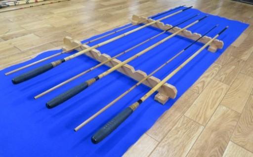 口巻仕様ヘラ竿(8尺・9尺・10尺)3本セット